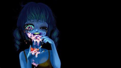 wallpaper zombie girl anime girl zombie wallpaper anime manga girls