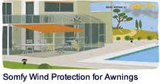 Somfy Awning by Premier Shade Options
