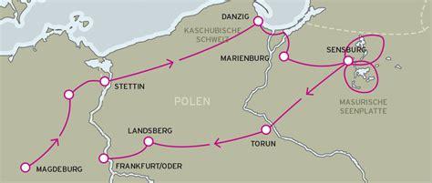 Motorradtouren Masuren by Motorradtour Polen Masuren 10 Tage Gef 252 Hrt
