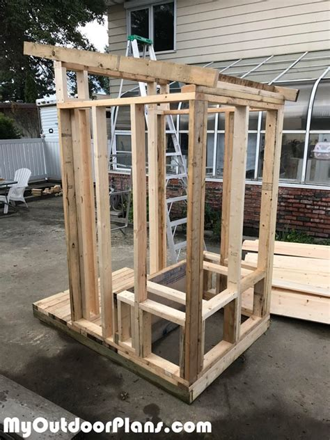 diy outhouse myoutdoorplans  woodworking plans