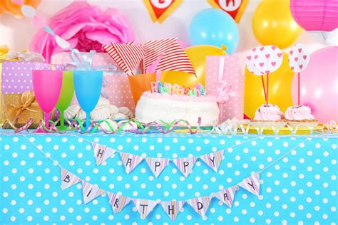 decorazioni tavola compleanno decorazioni festa compleanno bambini fai da te non sprecare