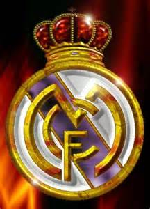 Un nuevo fondo de escudo del real madrid