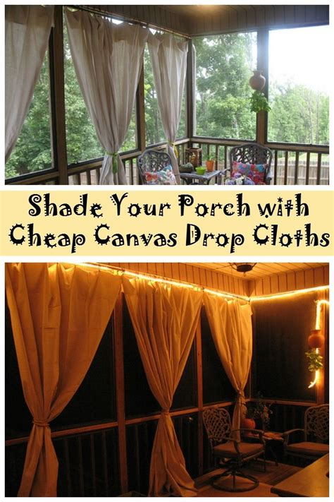 drop curtains patio best 25 screened front porches ideas on pinterest
