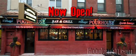 pour house nyc village pourhouse hoboken new jersey formerly little town social