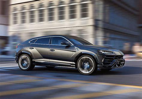 Der Neue Lamborghini by Der Neue Lamborghini Urus Auto Reise Creative