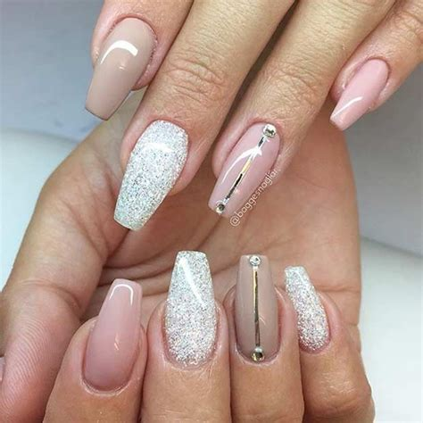 31 trendy nail ideas for coffin nails page 3 of 3