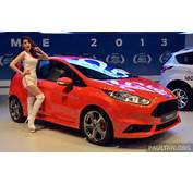 Ford Fiesta ST – New Range Topping 3 Trim For UK