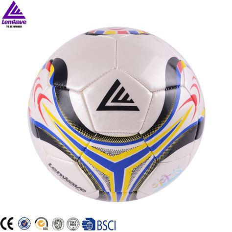 2016 new lenwave brand pu soccer premiership