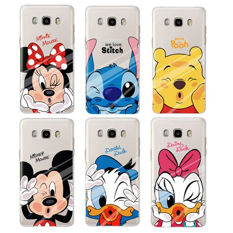 Mickey Mouse Z3688 Samsung Galaxy J7 2015 2016 Cover Hardcase soft tpu for fundas samsung galaxy j5 j7 2016 2017 2015 you soft silicone cover for