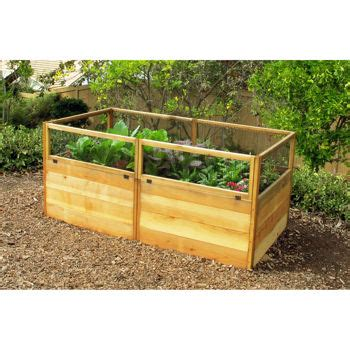 costco raised bed 6 ft x 3 ft cedar raised garden bed costco toronto