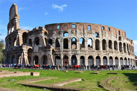 Rome?s Colosseum opens top levels to tourists Curbed