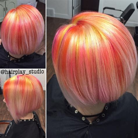 hairplay by color pin by richard on hairplay studio in 2019 dyed
