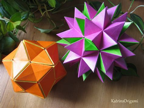 Unique Origami - unique origami flower tutorial