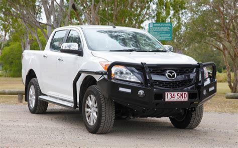 mazda bt 50 lights 4wd parts tjm bars tjm brisbane tjm australia