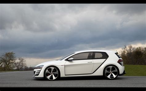 Home Design Interior And Exterior 2013 Volkswagen Design Vision Gti Static 8 2560x1600