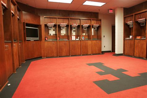 Locker Room by Texastech Tech Official Athletic Site
