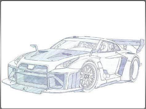 10 cool car pictures to draw cool cars