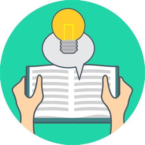 Energy, Book, Idea, knowledge icon