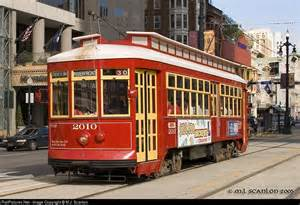 trolley cars new orleans louisiana streetcar systems by smatlak