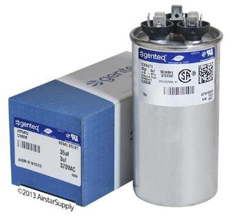 capacitor less uf 25uf ge capacitor 97f9606 tanning bed parts