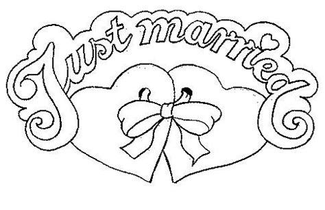 wedding colouring pictures wedding coloring pages
