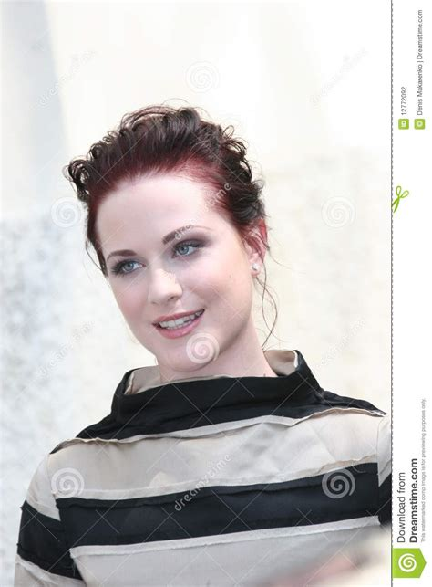 commercial actress rachel wood actress evan rachel wood editorial photography image
