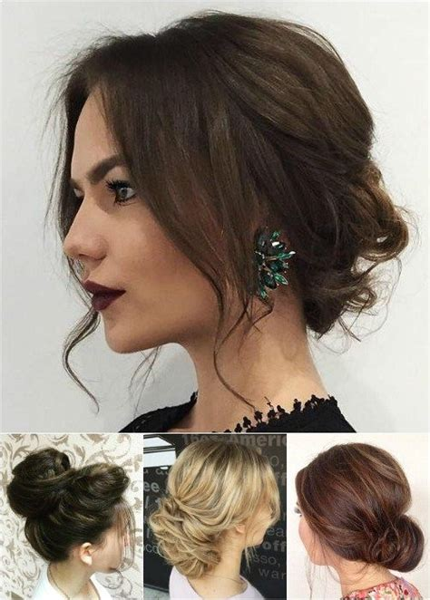 medium length updo with instructions 25 best ideas about messy buns on pinterest messy bun