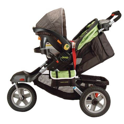 Jeep Liberty Limited Urban Terrain Stroller By Kolcraft On