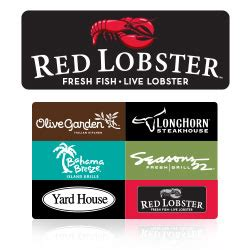 Red Lobster E Gift Card - buy red lobster gift cards at giftcertificates com