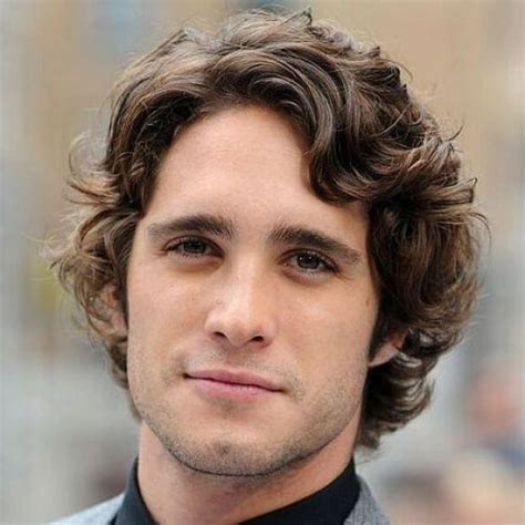 hairstyles for guys with super curly hair 50 smooth wavy hairstyles for men men hairstyles world
