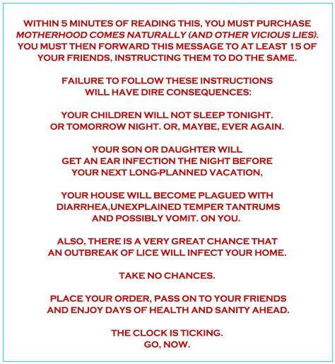 chain letter chain letter quotes quotesgram