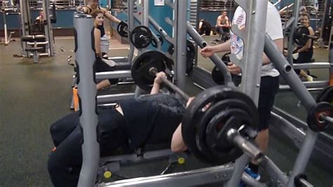 assisted bench press 130kg x 2 1 assisted bench press youtube