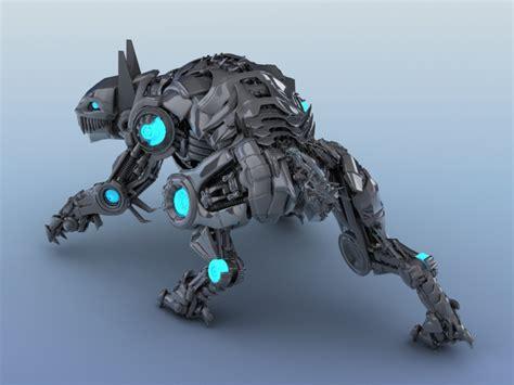 Umakuka 3d Robot Tiger robot tiger 3d model buy robot tiger 3d model flatpyramid