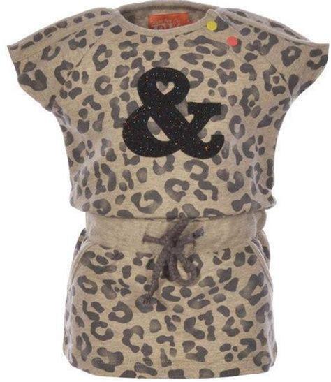baby jurk panter bol flo a lijn jurk panther maat 74