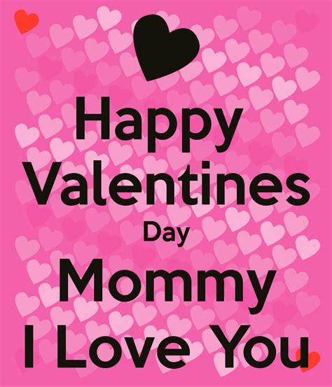 i you baby happy valentines day happy valentines day i you poster