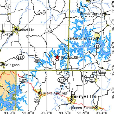 Shell Knob Mo Zip Code by Golden Missouri Mo Population Data Races Housing