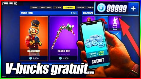 fortnite v bucks hack avoir des v buck sans hack fortnite tuto v bucks