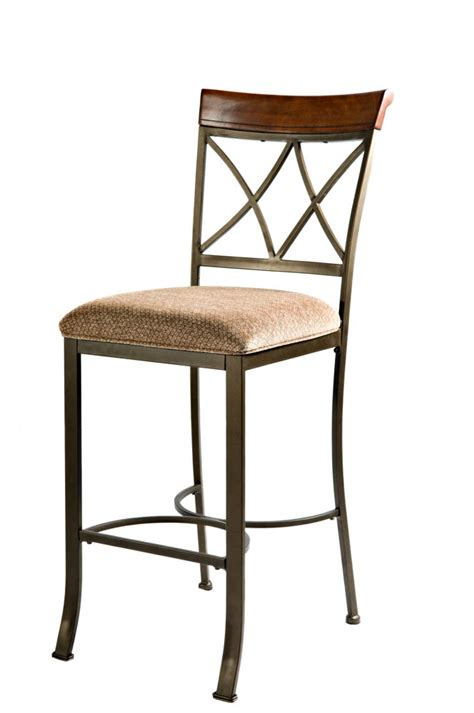pewter bar stools hamilton bar stool matte pewter bronze 697 432