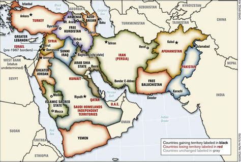 middle east map answers middle east and africa map quiz