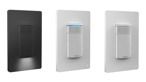 google assistant support comes to ecobee smart home products ecobee s new voice powered light switch moves closer to