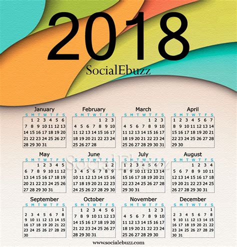 2018 yearly calendar template word 2018 yearly calendar template 2018 calendar yearly