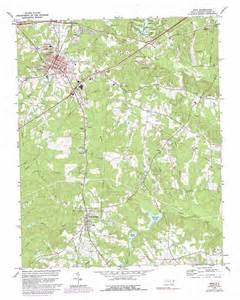 apex topographic map nc usgs topo 35078f7