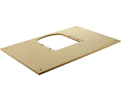 table saw top rust prevention mft 3 table insert for festool conturo edge bander