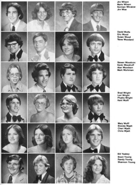 Class of 1979 David H. Hickman High School