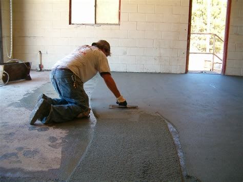 How to install laminate flooring on concrete floors and slab