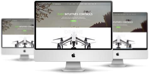 j2store themes lt drones free responsive drone j2store joomla template