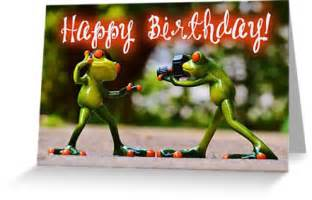 quot happy birthday photographer quot greeting cards by garigots