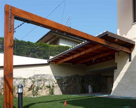 tettoie esterne in legno tettoia legno homeimg it