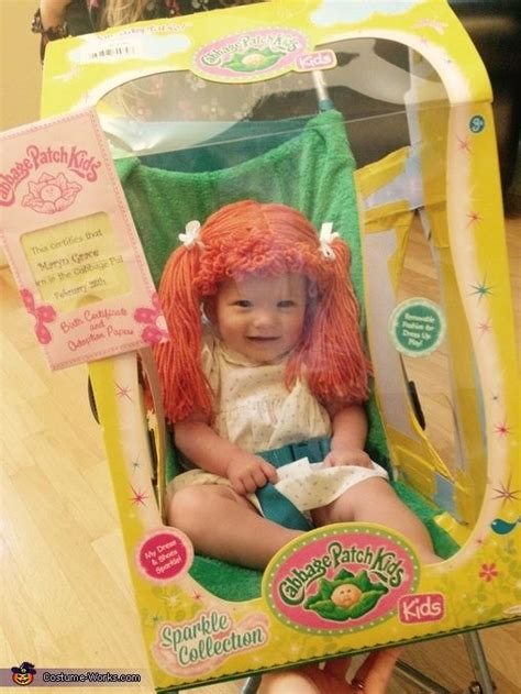 how to make cabbage doll hair styles 1000 images about halloween on pinterest halloween baby