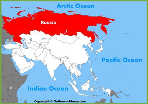 russia map of the world where is russia on the map adriftskateshop